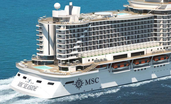 MSC SEASIDE ile Küba, Karayipler ve Antiller